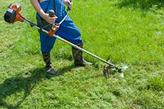 福岡市 一戸建て 一軒家 お庭の定期・月極除草