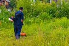 福岡市 空き地・草刈り・除草作業